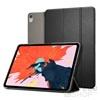 """Spigen SGP Smart Fold Apple iPad Pro 12.9"""" (2018) fekete oldalra nyíló tok"""