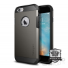 Spigen SGP Tough Armor Apple iPhone 6/6s Gunmetal hátlap tok