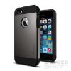 Spigen SGP Tough Armor Apple iPhone SE/5s/5 Gunmetal hátlap tok