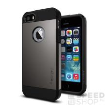 Spigen SGP Tough Armor Apple iPhone SE/5s/5 Gunmetal hátlap tok tok és táska