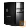 Spire PC case Spire MANEO 1078, black, PSU 420W