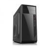 Spire PC case Spire SUPREME 1613; black; PSU 420W