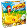 Squawk-kirobbanó tojástoló társasjáték