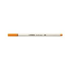 "STABILO Ecsetirón, STABILO \""Pen 68 brush\"", narancs filctoll, marker"
