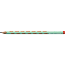 STABILO Grafitceruza STABILO Easygraph Pastel HB háromszögletű jobbkezes zöld ceruza