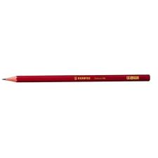 STABILO Grafitceruza STABILO Swano 306 2B hatszögletű piros ceruza