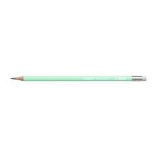 STABILO Grafitceruza STABILO Swano Pastel HB hatszögletű zöld ceruza