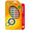 Stabilo Hungária Kft STABILO EASYcolors balkezes színesceruza készlet 12 db-os 331/12