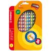 Stabilo Hungária Kft STABILO EASYcolors jobbkezes színesceruza készlet 12 db-os 332/12
