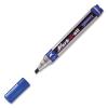 STABILO Mark-4-all alkoholos marker vágotthegyű kék 653/41