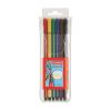 """STABILO """"Pen 68"""" 1 mm, 6 különböző színű rostirón készlet"""