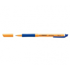 """STABILO Rollertoll, 0,5 mm, STABILO """"PointVisco"""", kék toll"""