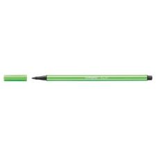 "STABILO Rostirón, 1 mm, STABILO ""Pen 68"", levél zöld filctoll, marker"