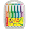 """STABILO """"Swing Cool"""" 1-4 mm 6 különböző színű szövegkiemelő készlet"""
