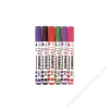STABILO Táblamarker, 2,5-3,5 mm, kúpos, STABILO Plan, piros (TST641401)