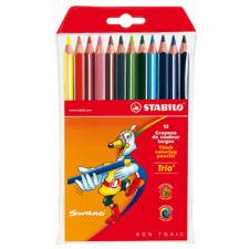 STABILO Trio színes ceruza készlet színes ceruza
