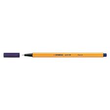 "STABILO Tűfilc, 0,4 mm, STABILO ""Point 88"", éjkék filctoll, marker"