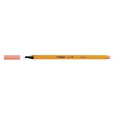 "STABILO Tűfilc, 0,4 mm, STABILO ""Point 88"", barack filctoll, marker"