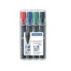 STAEDTLER Alkoholos marker készlet, 2-5 mm, vágott, STAEDTL