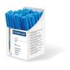"STAEDTLER Golyóstoll, 0,3 mm, kupakos, STAEDTLER \""Stick 430 F\"", kék [50 db]"