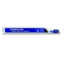 """STAEDTLER Grafitbél, 2B, 0,7 mm, STAEDTLER """"Mars Micro"""" filctoll, marker"""