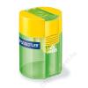 STAEDTLER Hegyező, egylyukú, tartályos, STAEDTLER, vegyes színek (TS511006)