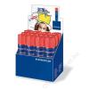 STAEDTLER Ragasztóstift display, 40 g, STAEDTLER Noris Club (TS96040NCA)