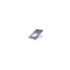 STAEDTLER Rollertoll készlet, 0,4 mm, STAEDTLER Triplus, 10 különbözõ szín toll