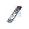 STAEDTLER Rollertoll készlet, 0,4 mm, STAEDTLER Triplus, 4 különbözõ szín