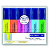 STAEDTLER Szövegkiemelő készlet, 1-5 mm, , 6 különböző szín