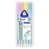 """STAEDTLER Tűfilc készlet, 0,3 mm, STAEDTLER """"Triplus Box"""", 6 pasztell szín"""