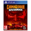 Stainless Games Carmageddon Max Damage PS4