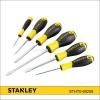 Stanley Csavarhúzó klt. 6 db-os SL + PH Stanley (STHT0-60208)