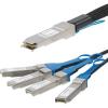StarTech com 2M QSFP+ BREAKOUT CABLE .