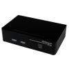 Startech Professional DisplayPort 2 portos USB KVM switch
