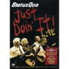 STATUS QUO - Just Do It Live díszdoboz /dvd+cd/ DVD