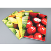 Staufen Füzet prémium 40 lapos A5 vonalas FRUITS vegyes minták 10db/csom