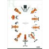 Steelflex Hydra Fit - Hidraulikus köredző gépcsalád