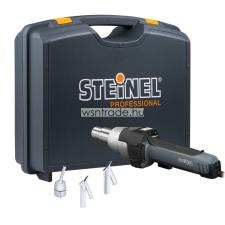 Steinel Steinel hőlégfúvó HG 2620 E kofferben, melegburkolat hegesztő készlet hegesztés