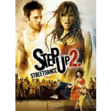 Step Up 2. - Streetdance (DVD) romantikus