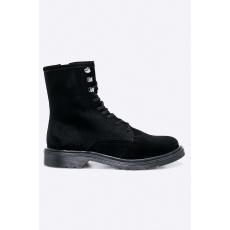 Steve Madden - Magasszárú cipő Hastel - fekete