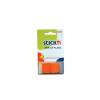 Stick'n Index -26012- 25x45mm NEON NARANCS 50címke/bliszter STICK'N24db/dob