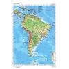 Stiefel Dél-Amerika domborzata