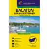 Stiefel Eurocart Kft. Balaton szabadidőtérkép