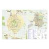 Stiefel Eurocart Kft. Devecser város és Somló térképe, tűzhető, keretes