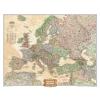 Stiefel Eurocart Kft. Európa antik színezésű térképe