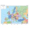 Stiefel Eurocart Kft. Európa politikai térképe tematikus térképek DUO