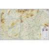 Stiefel Eurocart Kft. Magyarország általános földrajzi dombortérképe