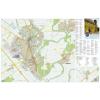 Stiefel Eurocart Kft. Mosonmagyaróvár város térképe, tűzhető, keretes