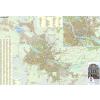Stiefel Eurocart Kft. Nagyvárad város (Románia) térképe, tűzhető, keretes